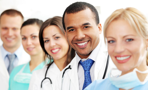 medical practice staff